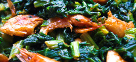 mustard_greens_with_dry_prawn
