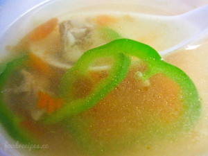 lamb_clear_soup_with_carrot