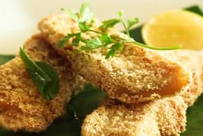 Rava Fish Fry